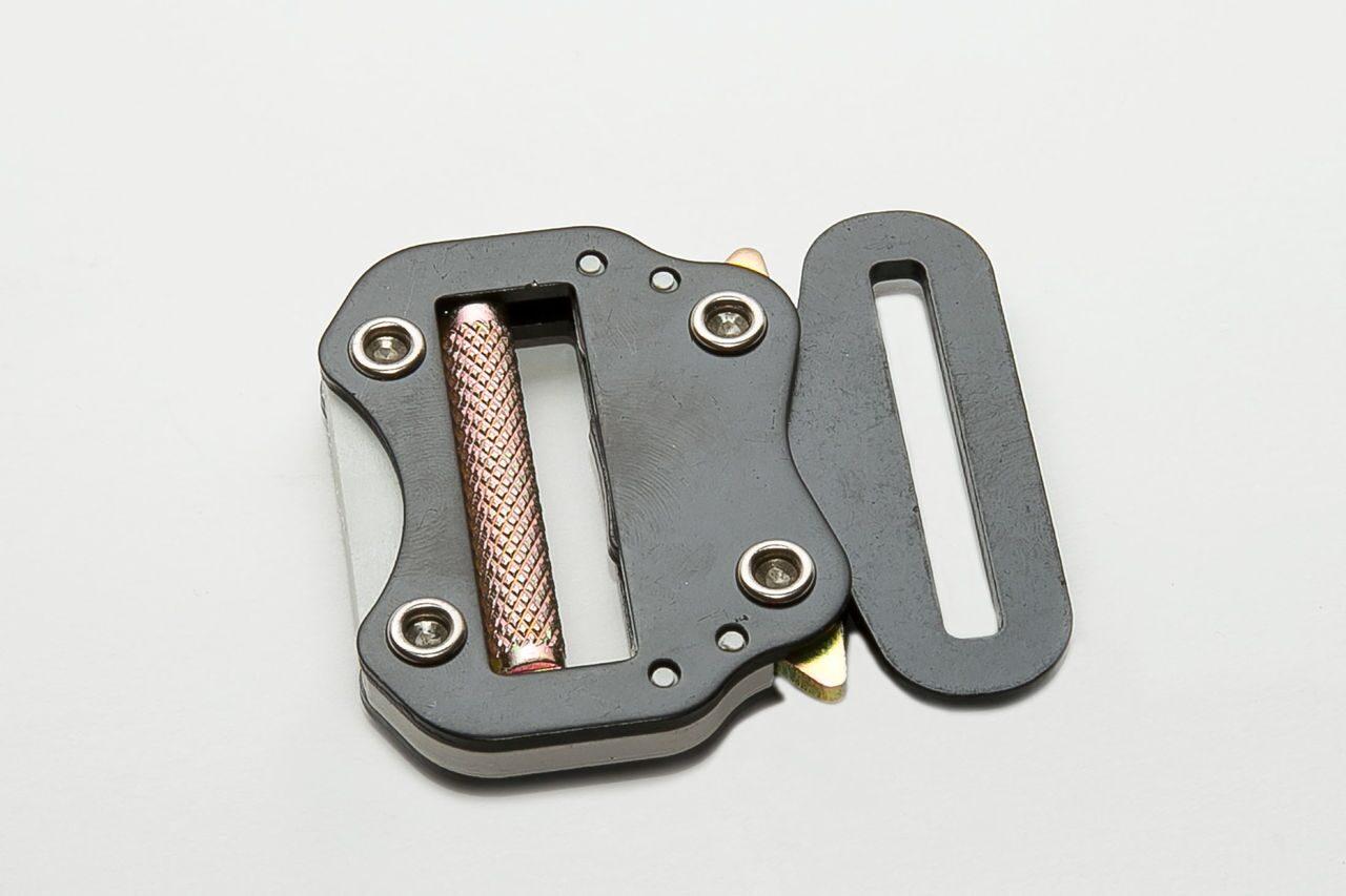 Пряжки металлические для строп своими руками